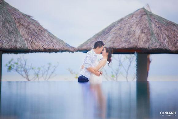 hậu trường chụp ảnh cưới 1